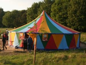 Alle Veranstaltungen im Zirkuszelt auf dem Treffplatz
